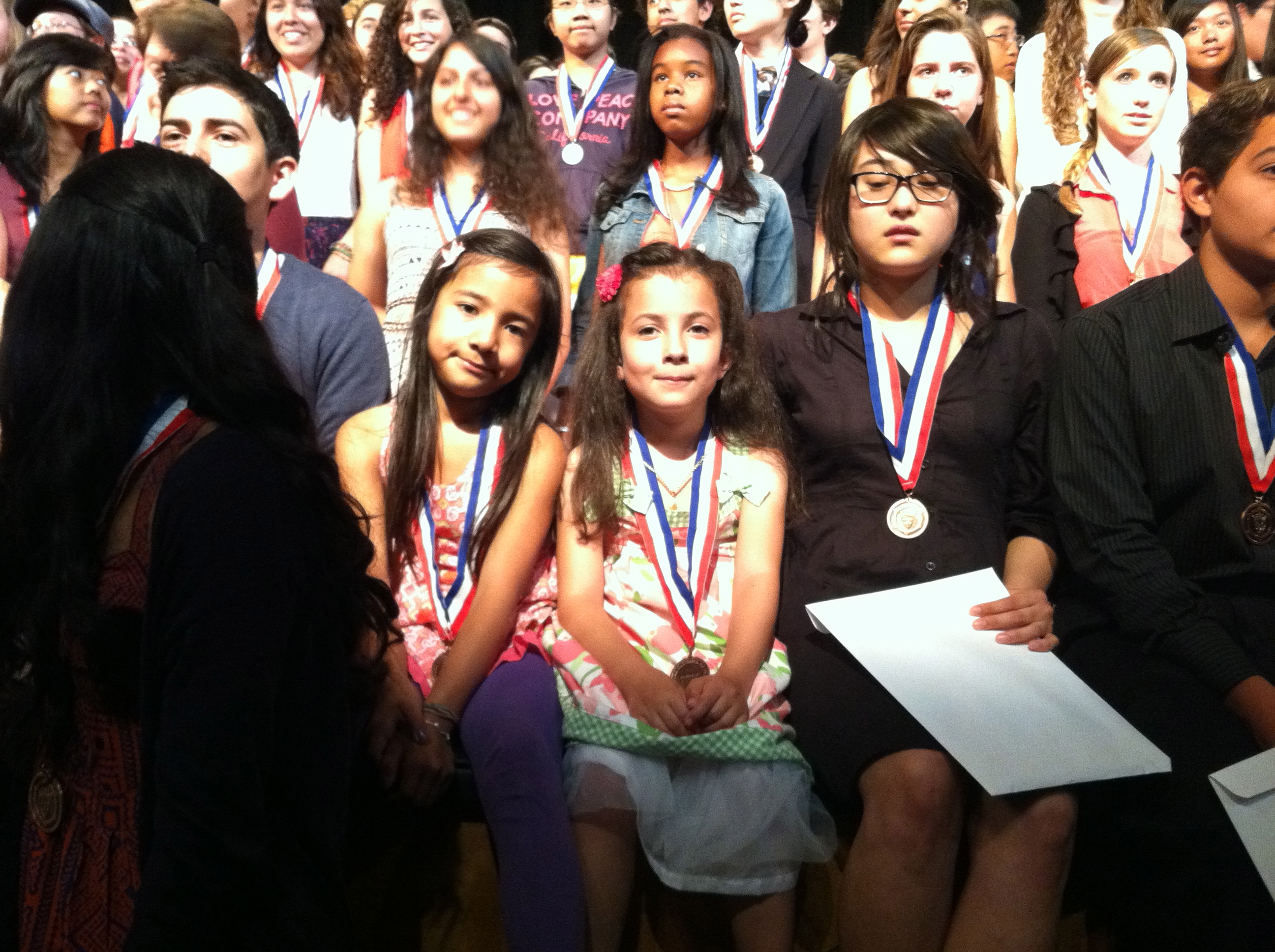 National French Contest 2014 Image
