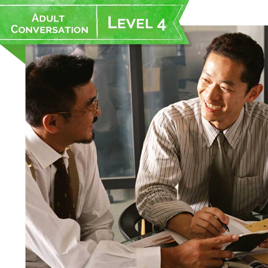 Advanced Conversation 401