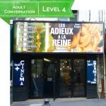 French Cinema & Coffee Series Single class